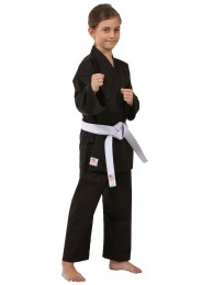 Karate Gi, DAX Beginner, black