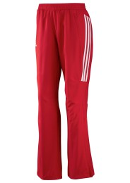 Team Trainingshose, ADIDAS T12, Damen, rot