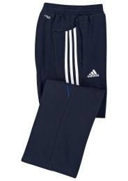 Team Trainingshose, ADIDAS T12, Jugend, blau