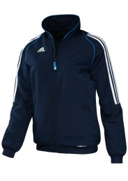 Team Trainingsjacke, ADIDAS T12, Damen, blau