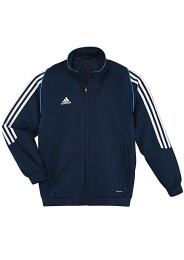 Kinder Team Trainingsjacke, ADIDAS T12, blau