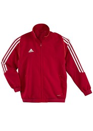 Kinder Team Trainingsjacke, ADIDAS T12, rot