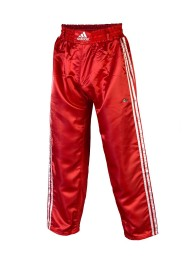 Kickboxing Pants, ADIDAS, satin, red