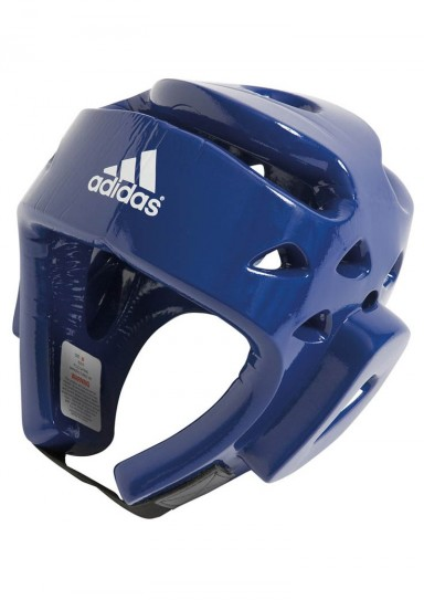 Taekwondo Head guard, ADIDAS DIP, WTF, blue