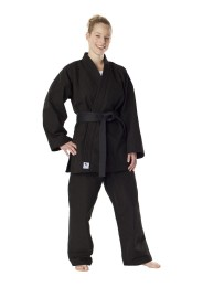 Self-defense uniform, DAX Bushido Competition, black