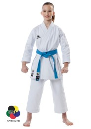 Karate Gi, TOKAIDO Kata Master Junior, WKF, 12 oz.