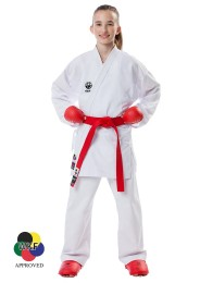 Karate Gi, TOKAIDO Kumite Master Junior, WKF, 8 oz.