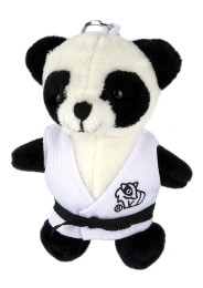 Keychain soft toy, PANDA