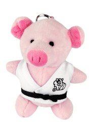 Keychain soft toy, PIG