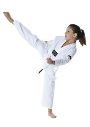Taekwondo Dobok, DAX Regular, Kids, white lapel