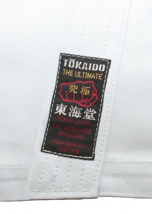 Karate Gi Tokaido Ultimate Made In Japan White Dax