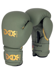 Boxing Gloves, DAX Edition, olive green