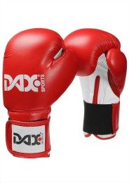 Boxing Gloves, DAX Junior, red/white