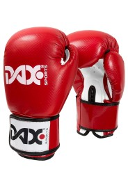 Boxing gloves ONYX TT, carbon red