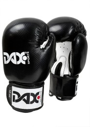 Boxing gloves ONYX TT, carbon black