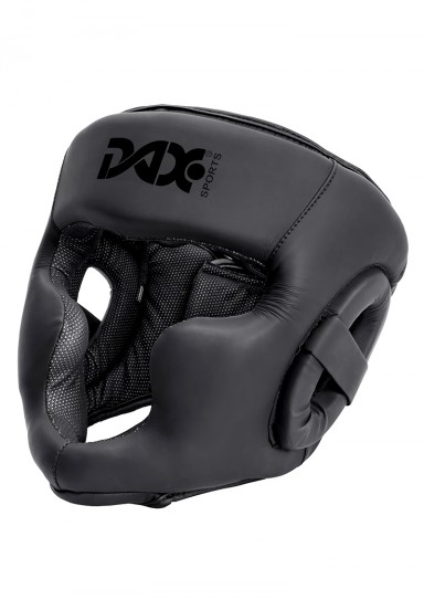 Head Guard, DAX Rebound Sparring, BLACK LINE