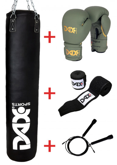 Boxing Set Studio Home: (SACK 23 100 + TGS 009 + BDS 003 350 + FBG 001 10)