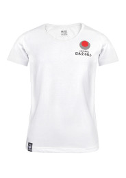 Women's T-Shirt, TOKAIDO JKA, white
