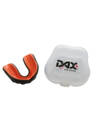 Mouth guard BB PRO, black/orange
