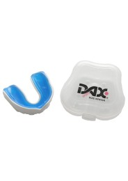 Mouth guard BB PRO, white/blue