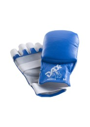 Jiu Jitsu Gloves, DAX Kumite, blue