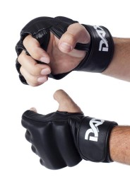 MMA Gloves, DAX Training, black