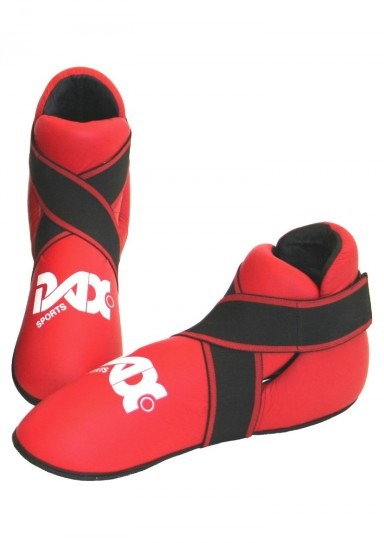 Foot protector CLASSIC, red