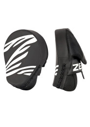 2 x Coaching Mitts, ZEBRA Fitness, PU