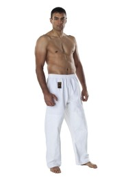 Pants, DAX Bushido Competition, white