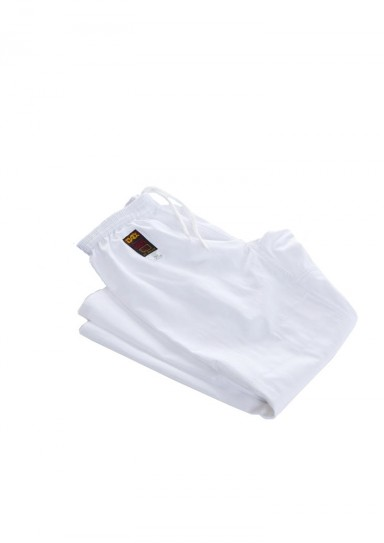 Judo Pants, DAX Kids, white