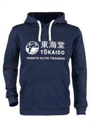 Hoody, TOKAIDO Athletic, blau
