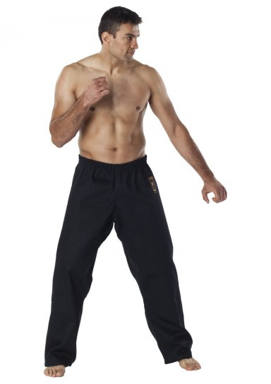 Kickboxing Pants, DAX Kick, black