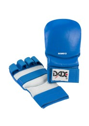 Jiu Jitsu Gloves, DAX Kumite 3, blue