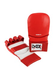 Jiu Jitsu Gloves, DAX Kumite 3, red