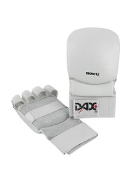 Jiu Jitsu Gloves, DAX Kumite 3, white