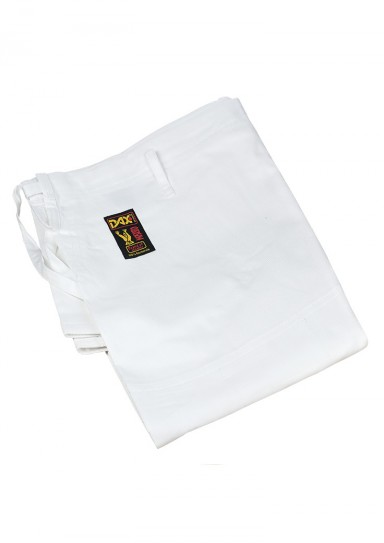 Judo Pants, MOSKITO Plus, white
