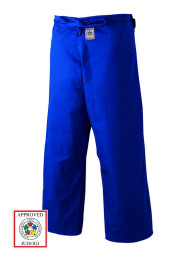 Judo Pants, MIZUNO Yusho, made in Japan, IJF, 750 g., blue