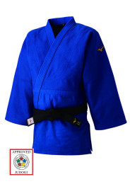 Judo Jacket, MIZUNO Yusho, made in Japan, IJF, 750 g., blue