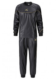 MIZUNO Sauna Suit, black