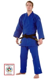 Judogi, HIKU Shiai II, IJF approved 2015, blue