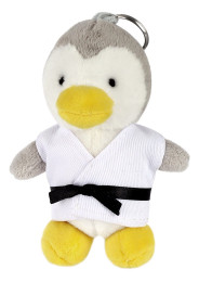 Keychain Soft Toy, PINGUIN
