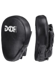 Focus mitt CAMBER, leather, black
