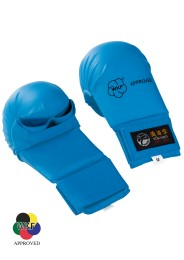 Karate Gloves, TOKAIDO, WKF approved, blue