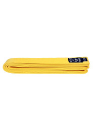 Karate Belt, TOKAIDO, yellow