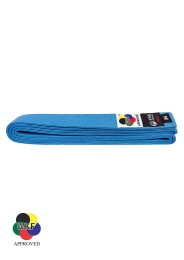 Karate Belt, TOKAIDO, WKF approved, blue