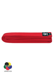 Kata Karate Belt, TOKAIDO, WKF, red