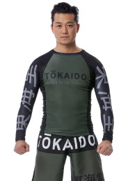 Rashguard, TOKAIDO Athletic Elite Training