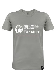 T-Shirt, TOKAIDO Athletic, dunkelgrau