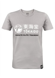 T-Shirt, TOKAIDO Athletic, hellgrau