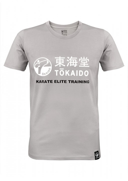 T Shirt Tokaido Athletic Light Gray Dax Sports